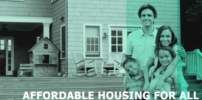 United for A New Economy - Affordable Housing Is A Human Right - Become a Solidarity Member for less than 35¢ a day!